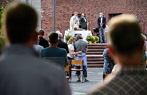 Błogosławienie par tej samej płci dzieli niemiecki Kościół