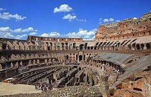 Turyści poczują się jak gladiatorzy? Rzymskie Koloseum nabierze dawnego blasku