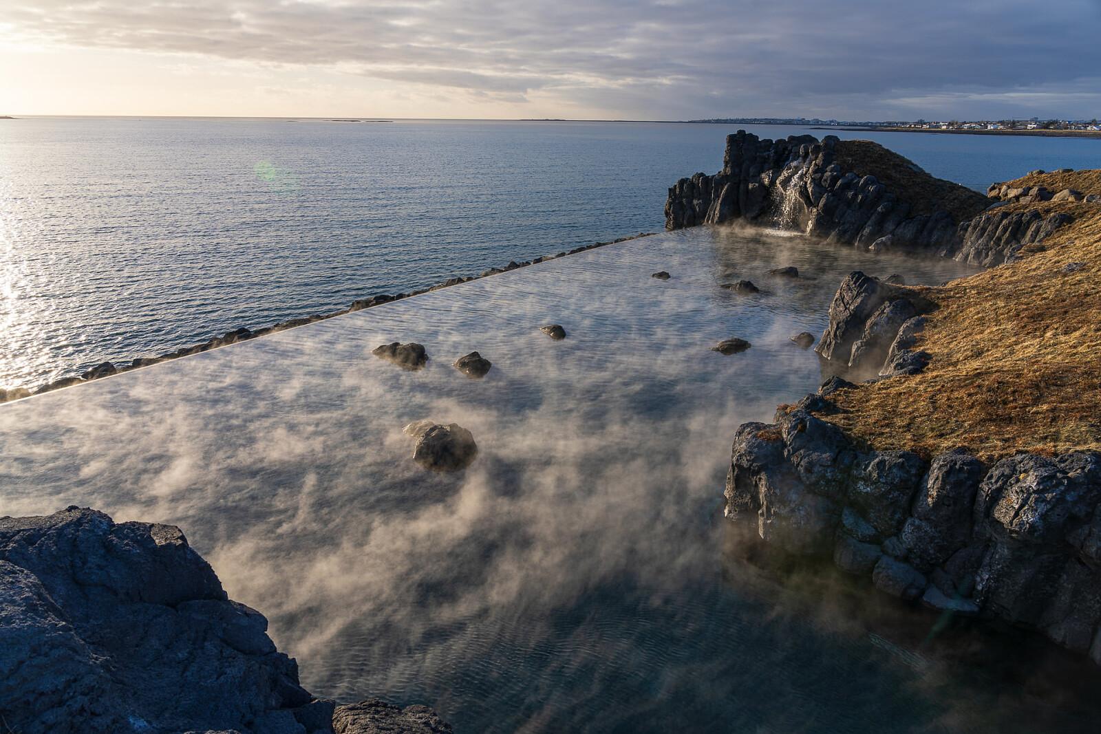 fot. Christopher Lund / materiały prasowe Sky Lagoon