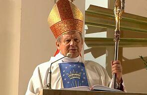 Bp Tomasik o orędziu fatimskim: Bosko-ludzka miłość stała się wynagrodzeniem za zło
