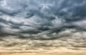 IMGW ostrzega przed burzami i burzami z gradem w siedmiu województwach