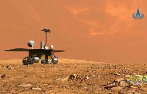 Chiński łazik ląduje na Marsie. Przełomowe wydarzenie dzisiaj w nocy