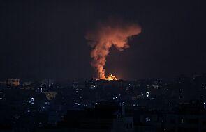 Nasila się konflikt palestyńsko-izraelski. Giną kobiety i dzieci