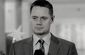 Nie żyje znany dziennikarz Rafał Poniatowski. Miał 48 lat
