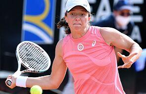 Turniej WTA w Rzymie - Iga Świątek w finale