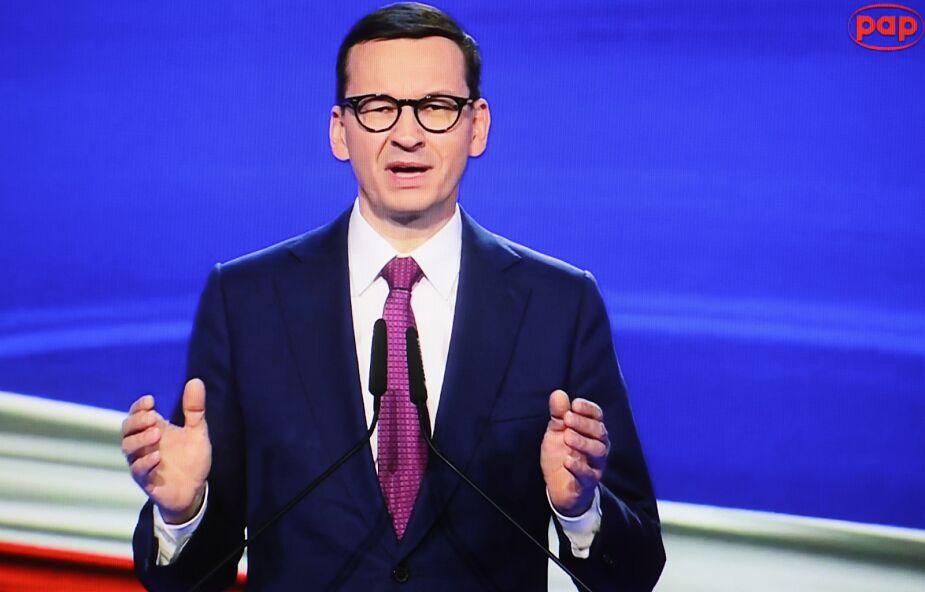 Premier Morawiecki przedstawił Polski Ład i zapowiedział szerokie konsultacje tego planu