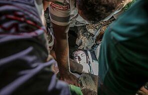 Izrael zaatakował dom najstarszego przywódcy Hamasu