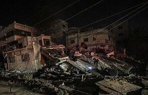 Konflikt izraelsko-palestyński. UE zwołuje nadzwyczajną wideokonferencję.