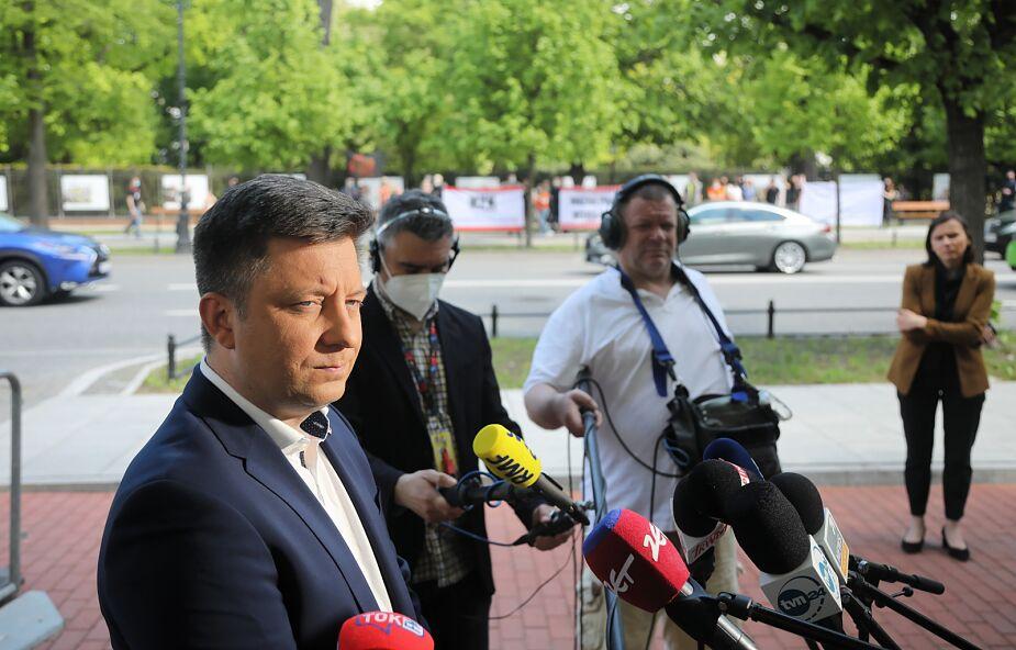 Michał Dworczyk przeprasza za opóźnienia w szczepieniach