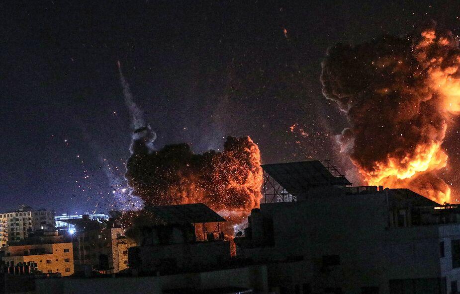 Izraelska armia: w Strefie Gazy zniszczyliśmy kolejne tunele i wyrzutnie rakiet Hamasu