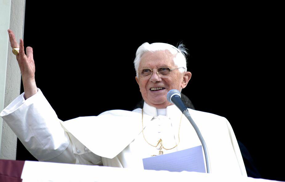 Benedykt XVI do młodych: życie nie jest tylko gromadzeniem dóbr i osiąganiem sukcesów