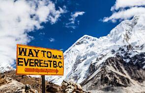 Wyścig na Mount Everest. Już trzecia ofiara śmiertelna w tym sezonie