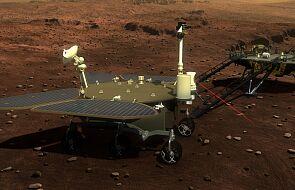 Są pierwsze zdjęcia Marsa pochodzące z chińskiego łazika