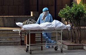 Indie: rekordowa liczba zgonów w wyniku Covid-19