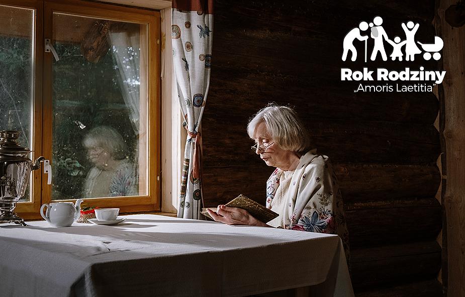 Bądźmy blisko dziadków i osób starszych