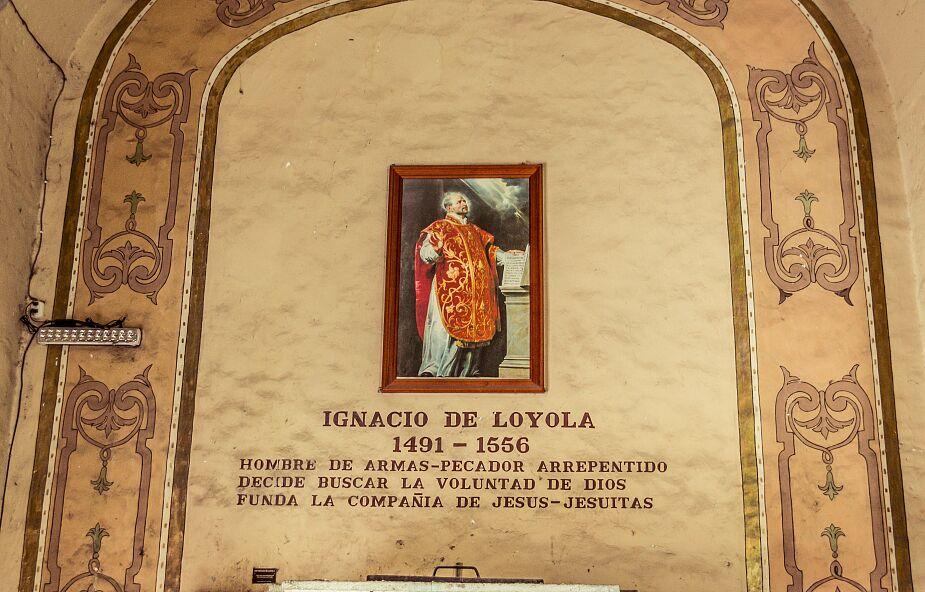 500 lat temu nawrócił się św. Ignacy Loyola. W Pampelunie uroczyście otwarto Rok Ignacjański