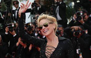 Sharon Stone: jestem wielką fanką papieża Franciszka
