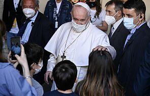 Papież wezwał Kościół do modlitwy o pokój w Ziemi Świętej