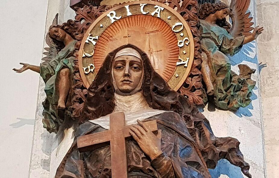 Św. Rita jest dla mało wierzących, rozczarowanych czy żyjących nadzieją