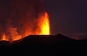 Wybuchł wulkan Nyiragongo, ostatnia erupcja przyniosła śmierć i zniszczenie [NAGRANIE]