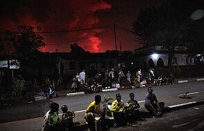 Polscy pallotyni bezpieczni po wybuchu wulkanu w Demokratycznej Republice Konga