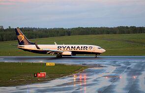 Samolot, który przymusowo lądował w Mińsku, dotarł bezpiecznie do Wilna