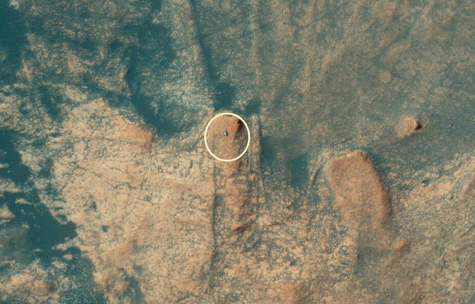 NASA pokazała niesamowite zdjęcie z powierzchni Marsa. Liczy się jeden szczegół