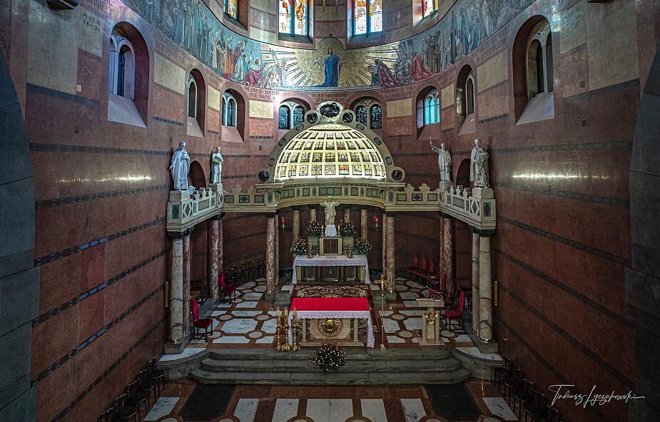Jubileusz konsekracji Bazyliki Serca Pana Jezusa w Krakowie
