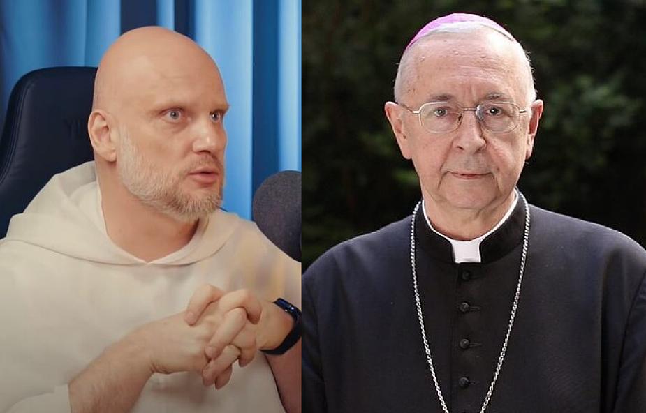 Abp Gądecki zaprosił o. Szustaka na rozmowę po jego słowach o biskupach i Episkopacie