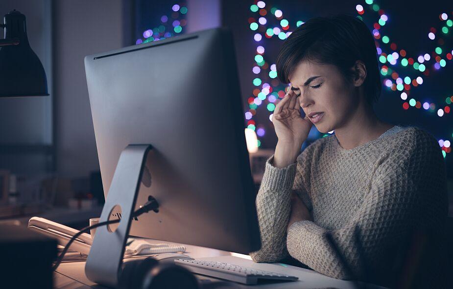 Nocne zmiany mogą przyczynić się do endometriozy