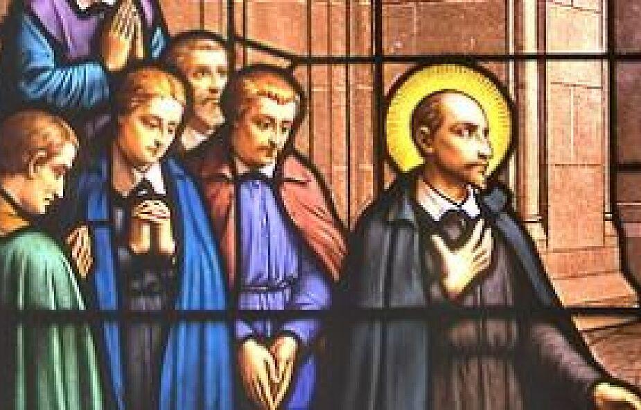 """""""Ćwiczenia duchowe"""" św. Ignacego z Loyoli drogą do zjednoczenia z Chrystusem"""