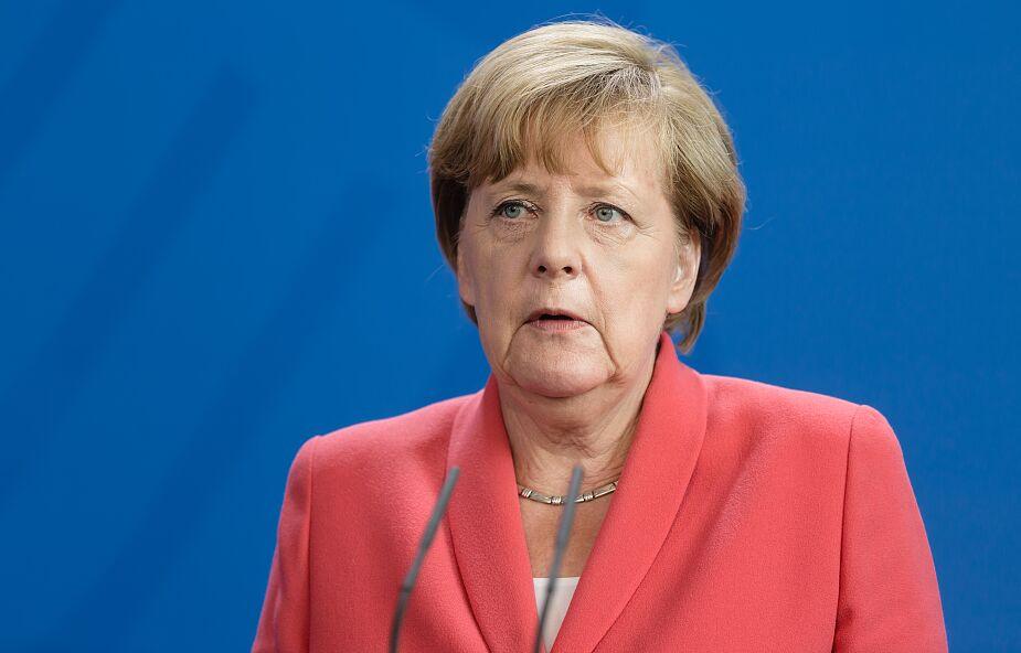 """Kanclerz Merkel: """"Wiadomo, że Rosja i Białoruś mają bliskie relacje"""""""