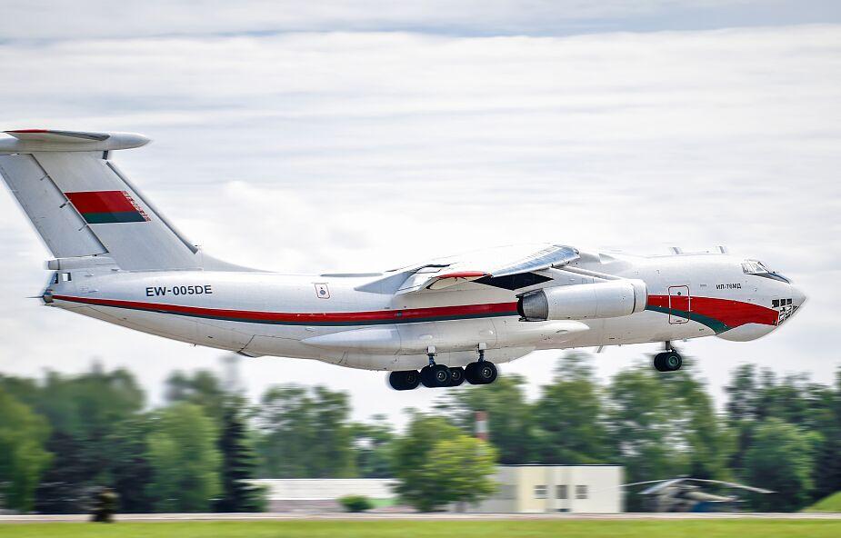 Od czwartku samoloty z Białorusi nie będą mogły wlecieć w polską przestrzeń powietrzną