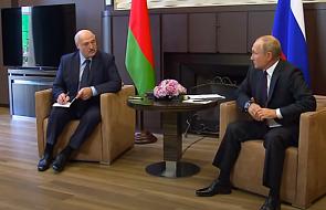 """""""Putin i Łukaszenka prowadzą grę z Zachodem, śmiejąc się do rozpuku"""""""