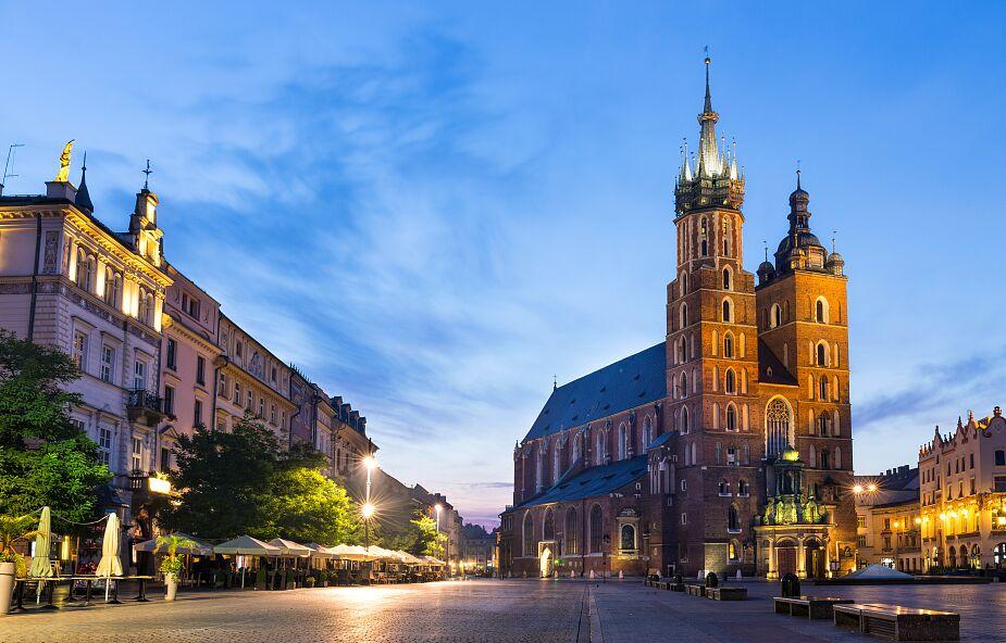 Kraków. Modlitwa za maturzystów w bazylice Mariackiej