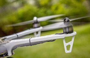 Łódzkie. Policyjnym dronem na piratów drogowych