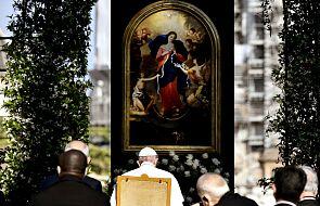 """Wielkie zakończenie """"Maratonu Modlitwy"""" w Ogrodach Watykańskich"""