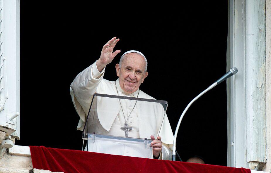 """Franciszek: """"taka sytuacja jest nie do zniesienia i niebezpieczna!"""""""