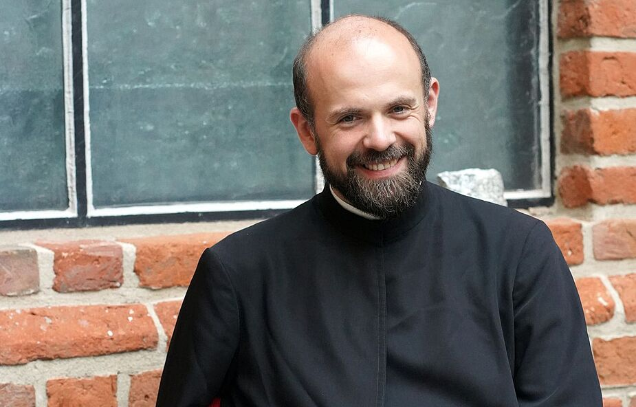 Paweł Kowalski SJ: każda spowiedź upodabnia nas do Chrystusa