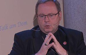 Niemiecki biskup o nadużyciach, błogosławieństwie par homoseksualnych, święceniu kobiet i interkomunii