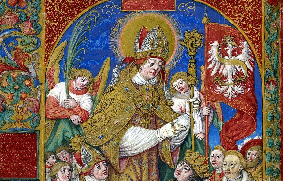 8 maja obchodzimy uroczystość św. Stanisława Biskupa i Męczennika
