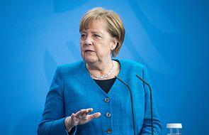 Merkel: Niemcy mają obowiązek podtrzymywania pamięci o ofiarach nazizmu