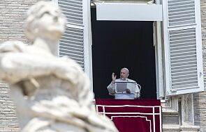 """""""Dosyć starć"""". Papież Franciszek apeluje o pokój w Jerozolimie"""