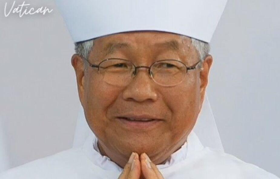Koreańczyk na czele Kongregacji ds. Duchowieństwa