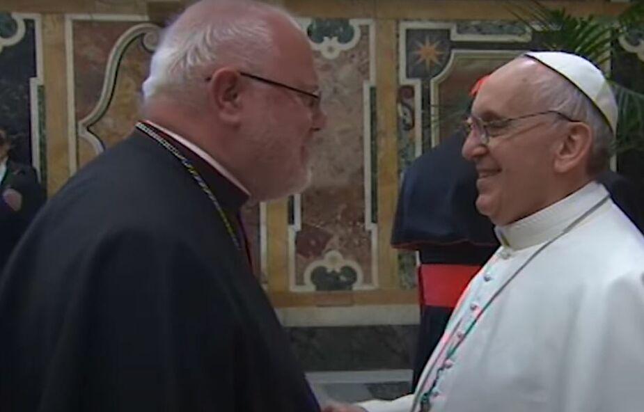 Kard. Marx: nie spodziewałem się tak szybkiej decyzji papieża, ani że pozostanę na stanowisku