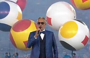 Andrea Bocelli zaśpiewał na inaugurację Euro 2020 [POSŁUCHAJ]