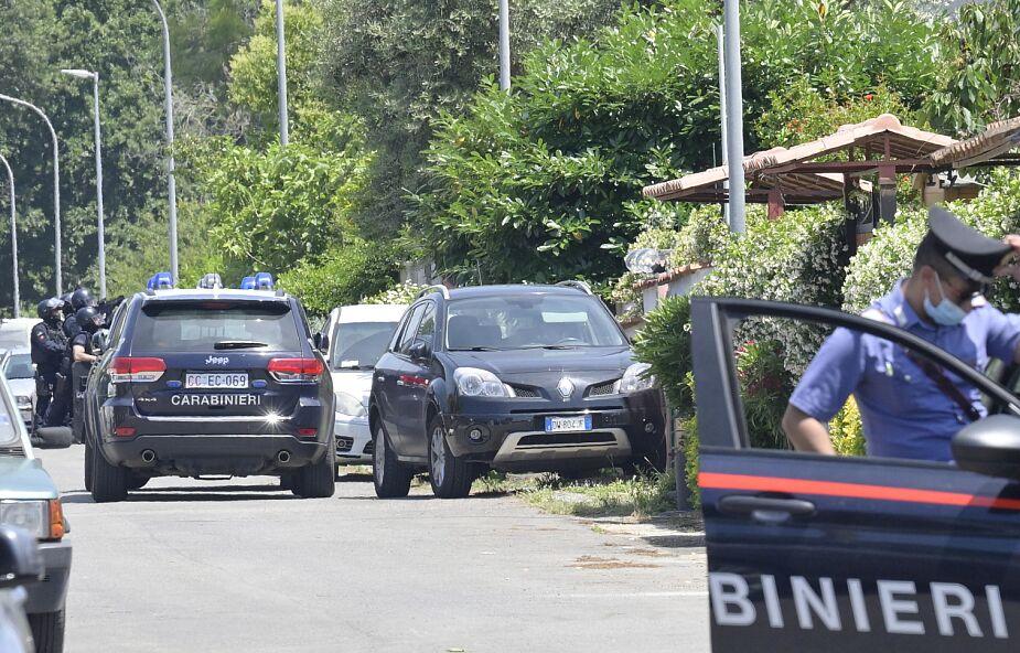Włochy: zabójca trzech osób pod Rzymem popełnił samobójstwo
