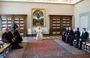 Papieska audiencja dla przewodniczącego CELAM