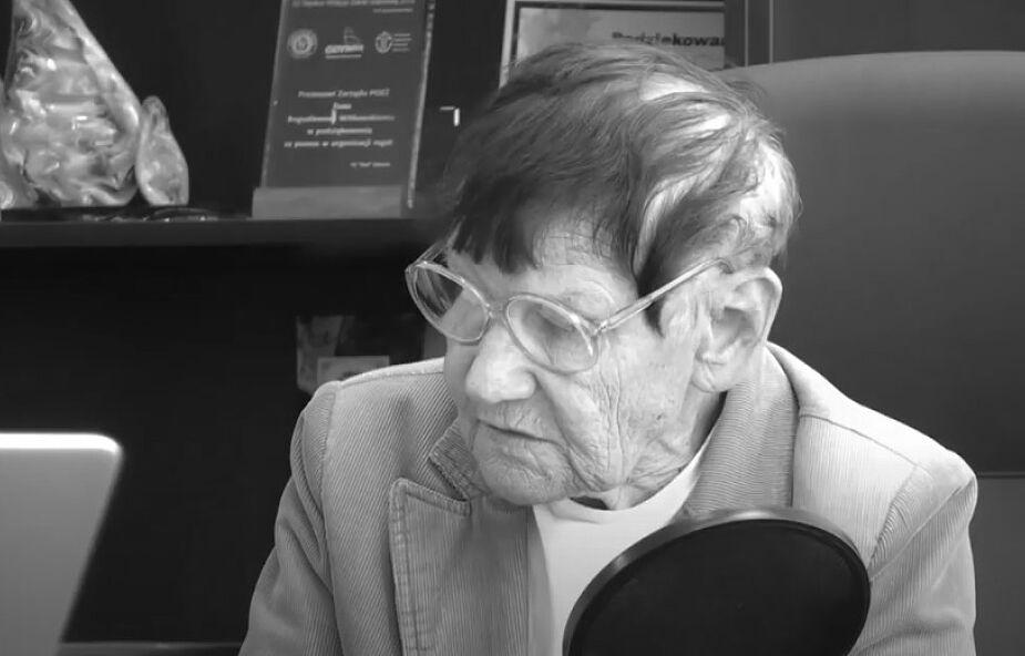 Zmarła najwybitniejsza polska żeglarka. Jako pierwsza kobieta samotnie opłynęła świat