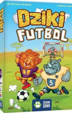 Dziki futbol Gra karciana